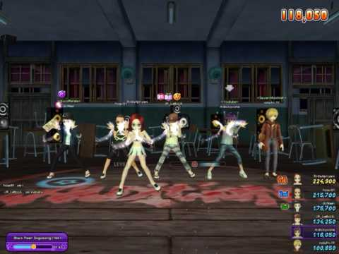 (144 bpm) Black Pearl - Gogossing | Audition AyoDance