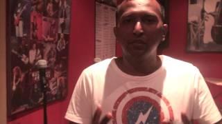 Sitharthan speaks about SAHA Unplugged!