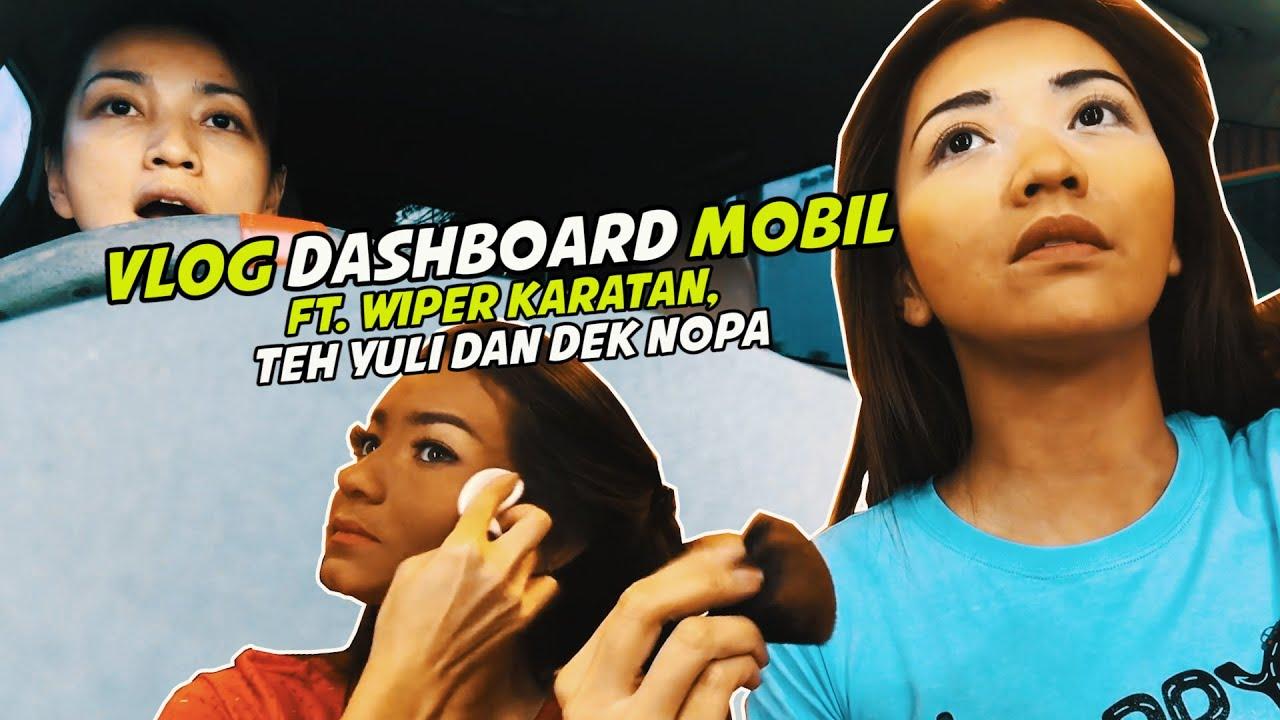 Detik-detik Menuju Teh Yuli Dan Dek Nopa Di Tonight Show