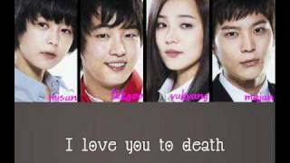 Love You To Death - KCM ft. Soul Drive (Eng Sub)