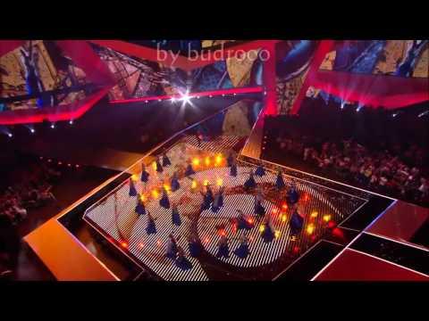 Eurovision 2012 Final Opening (Baku, Azerbaijan)