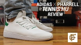 ADIDAS PHARRELL TENNIS HU REVIEW