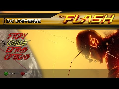 The Flash - Video Game Tour (Fan Made)