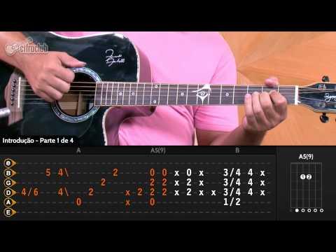 Caso Indefinido - Cristiano Araújo (aula de violão completa)
