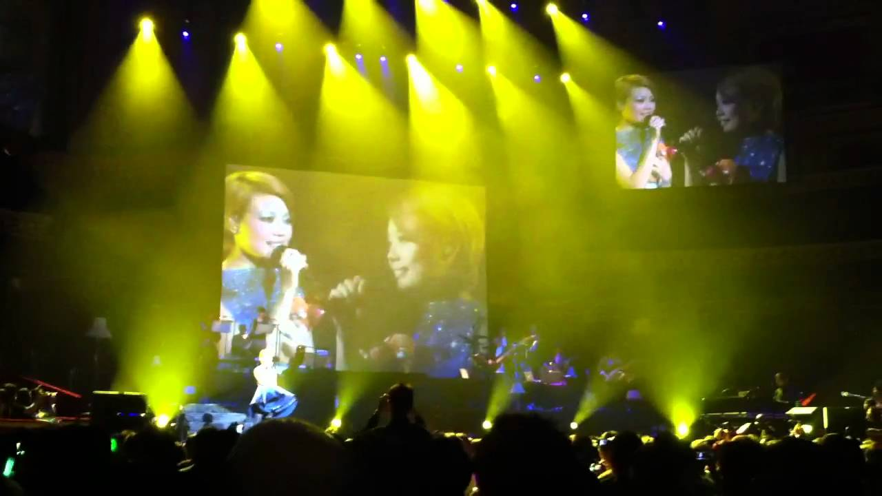 容祖兒 JOEY YUNG 倫敦2011演唱會- 16號愛人 - YouTube