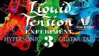 Liquid Tension Experiment | Hypersonic | Guitar Tab