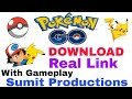 How To Download Pokemon Go App in Your Android App, Real link,100% Real App or Apk