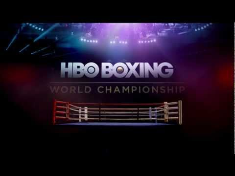 2013 HBO World Championship Boxing Intro [1080p]
