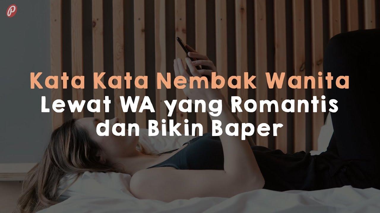 Kata Nembak Pacar Paling Romantis 54