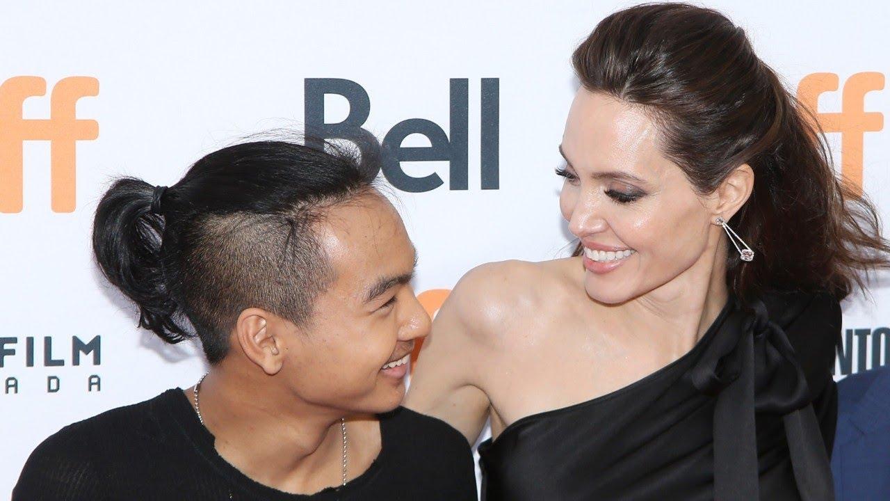 Maddox Jolie-Pitt Talk...