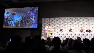 FULL Toy Story That Time Forgot panel at San Diego Comic-Con 2014