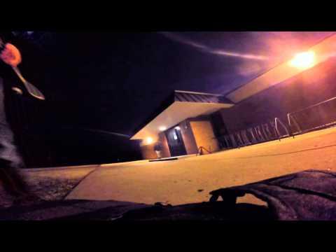 FIRST VIDEO! alcott skate spot
