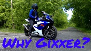 Why I Bought A GSXR 1000