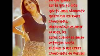 Sol Moreno Conectados Lyric