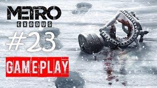 Metro Exodus ☠️ #23 Zakończenie Gry   Gameplay PL / Let's Play