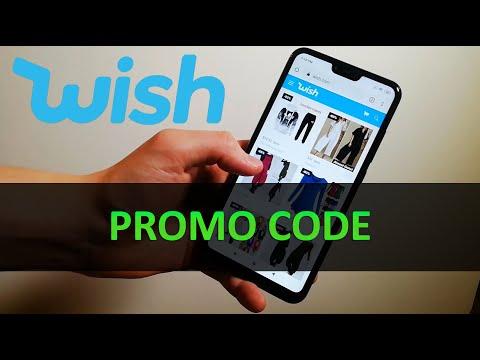 Wish ✅ Discount Code ✅ Best Promo Codes 2020