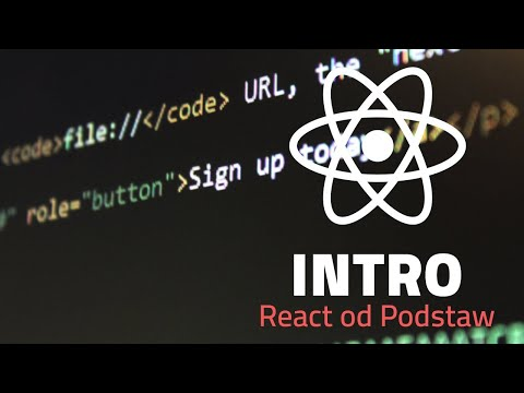 React od Podstaw 1 ⚛ - Intro thumbnail