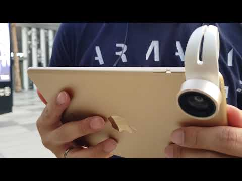 Momax 3in1 Superior X-Lens | Unboxing + Review | Using IPAD MINI 4