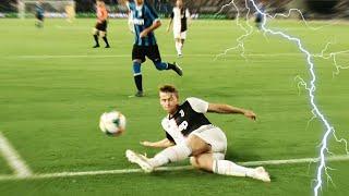 Искусство защиты в футболе 2019-2020