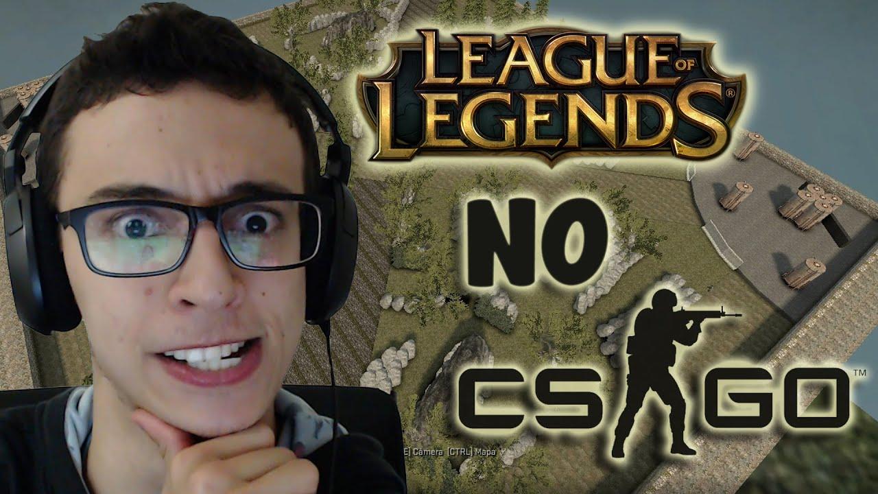 League Of Legends Cs