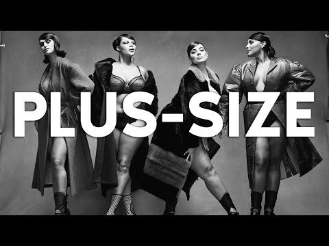 PLUS-SIZE MODELS: RUNWAY COLLECTION