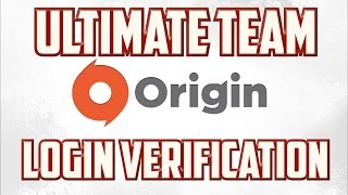 FUT Origin Login Verification
