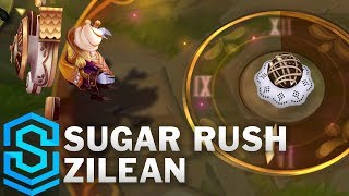Sugar Rush Zilean Skin Spotlight - League of Legends