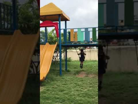 Teju Swan school UKG 2017