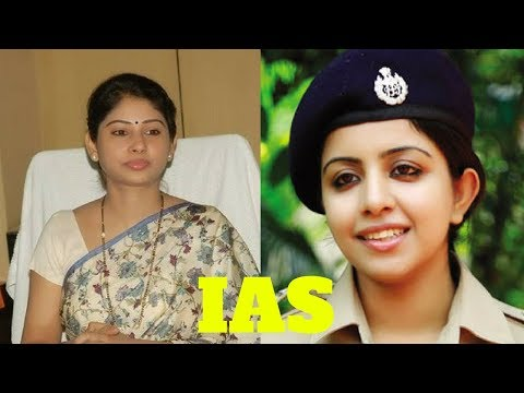 INDIA'S MOST BEAUTIFUL IAS OFFICER