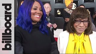 "Lalah Hathaway on ""Amazing"" Experience Making 'Made For Love' with Charlie Wilson 