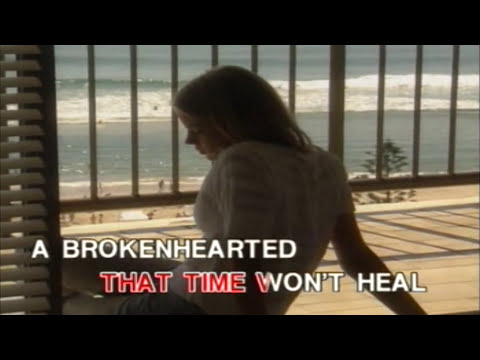 Broken Hearted Me - Anne Murray (♪Karaoke-Videoke) [HD]