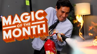 A Giant Disaster | MAGIC OF THE MONTH | Zach King (August 2019)