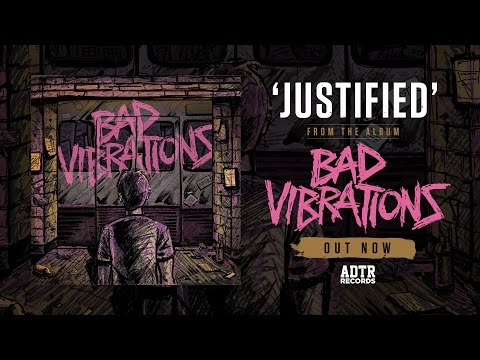 A Day To Remember - Justified (Audio)