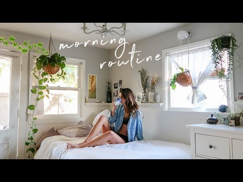 Summer Morning Routine | Healthy \u0026 Productive