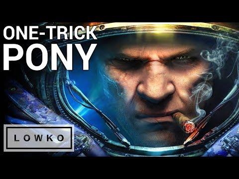 StarCraft 2: THE ONE-TRICK PONY!