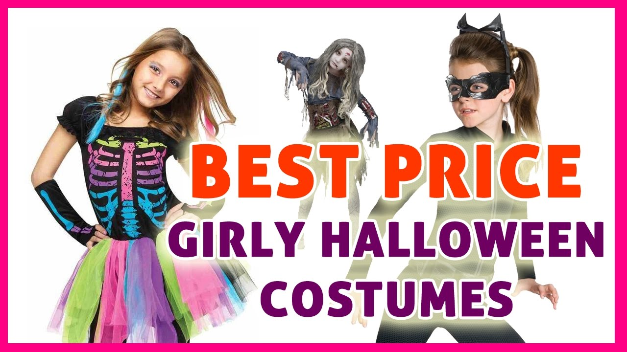 06160e09c78 Best Girly Halloween Costumes - Top Halloween Costumes For Girls Kids!
