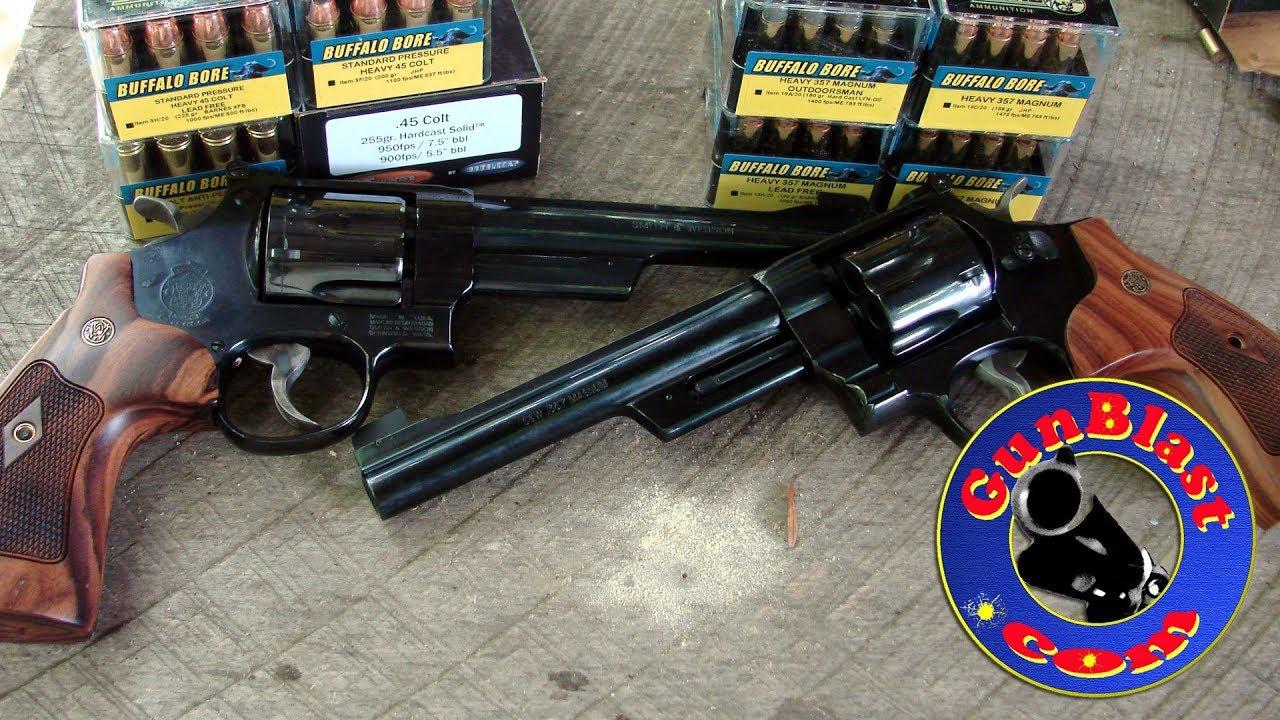 Smith & Wesson's Classic Series Revolvers - Gunblast com