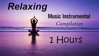 1 Hours Relaxing Music - Relaxing Massage - Yoga Music Relax