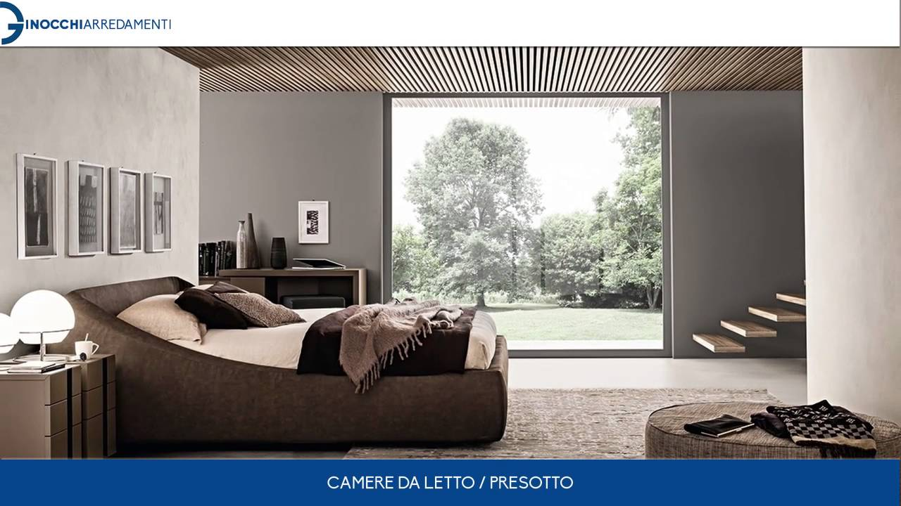 Camere da Letto / Presotto Italia Design - YouTube