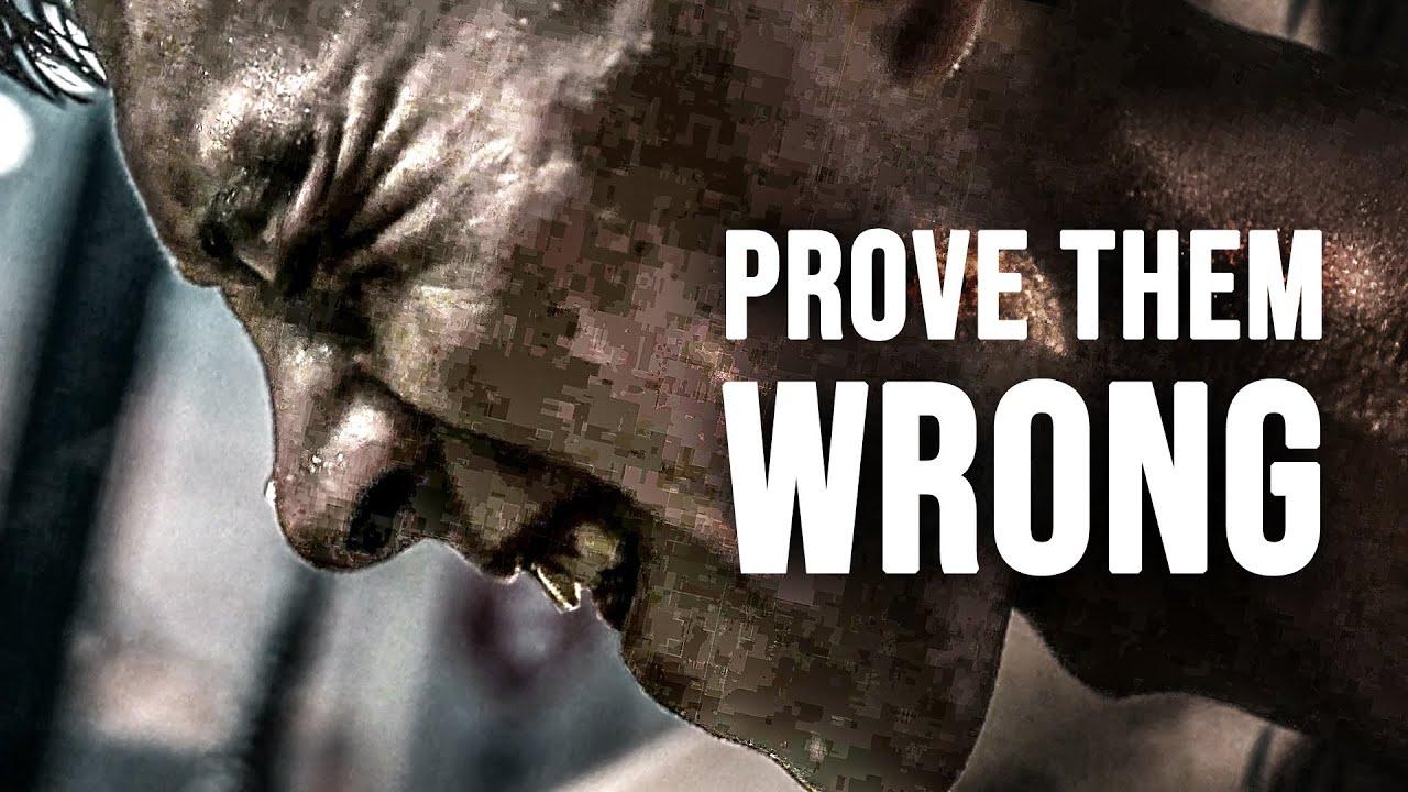 Download PROVE THEM WRONG - Best Motivational Speech