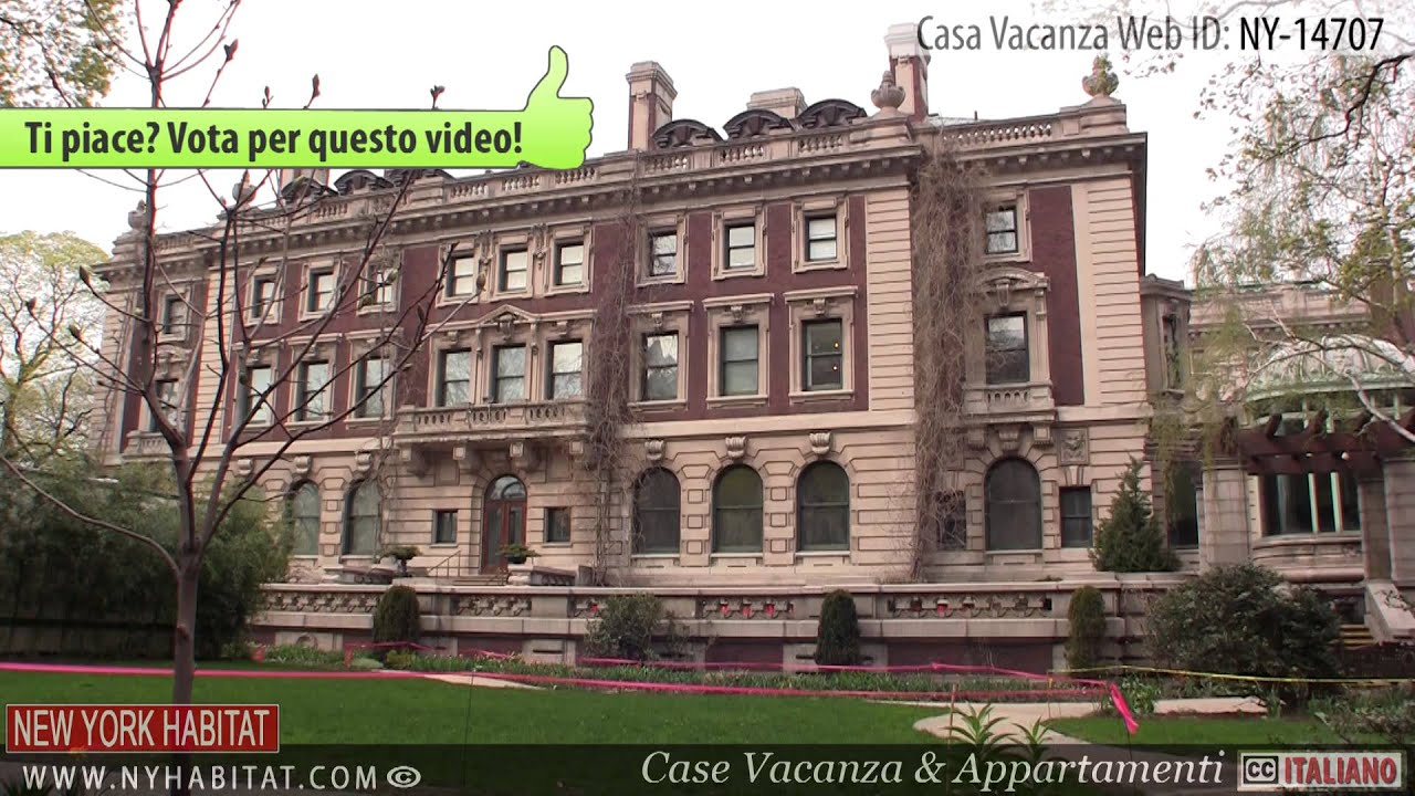 New york city video di una casa vacanza nell upper east for Una vacanza a new york