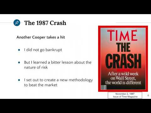 Jeff Cooper: How to Turn Fear Into a Pinpoint Trading System