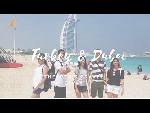 Theerza's Travel Diary: TURKEY & DUBAI   Indonesia