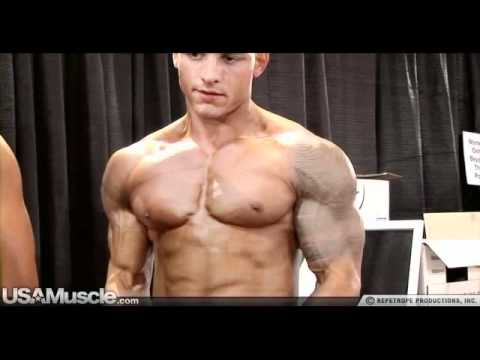 Road to the show Week #2 Teen Bodybuilder shoulder workout! - YouTube