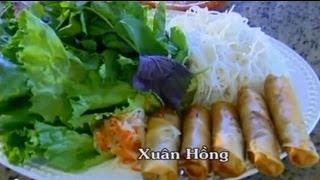 Chả Giò Chay - Xuân Hồng