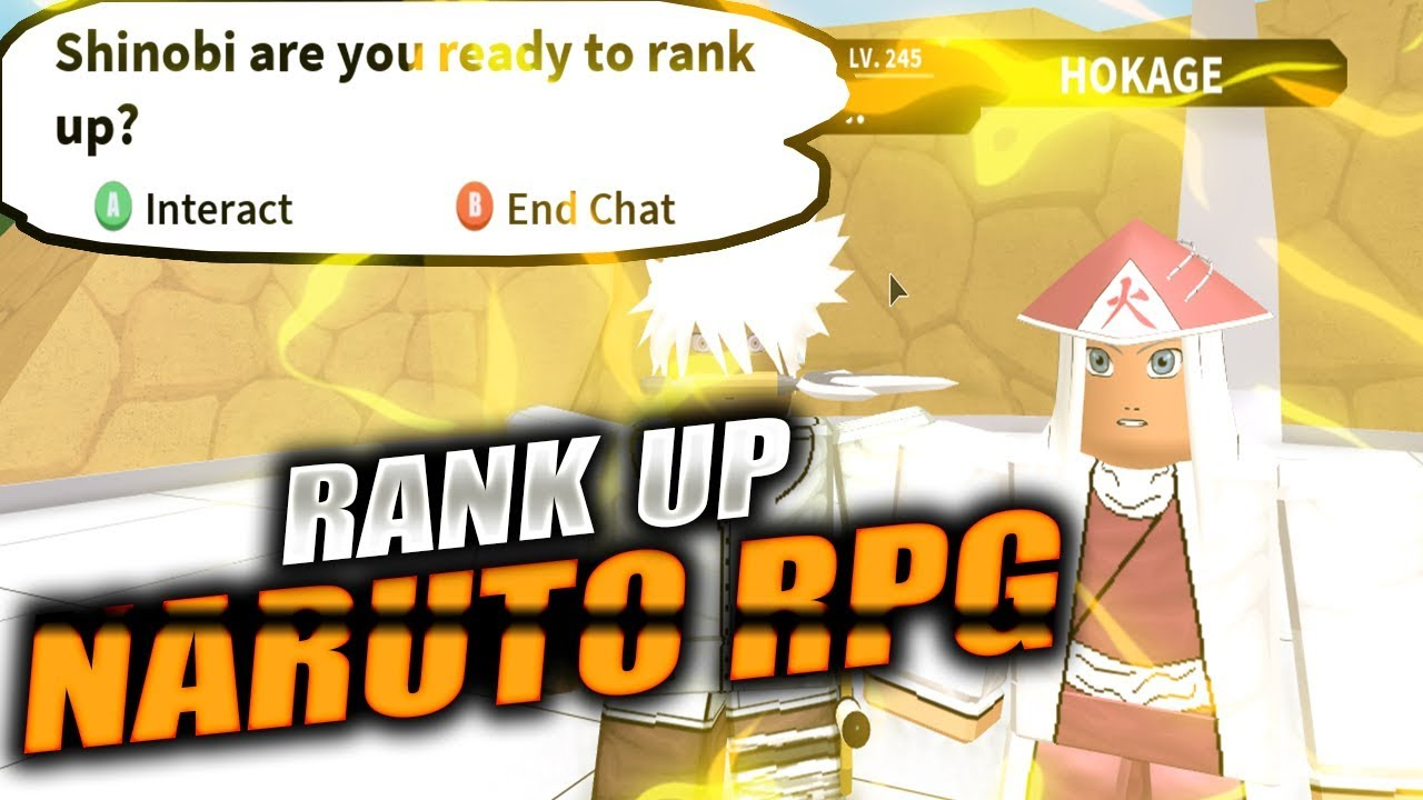 Roblox Games You Can Buy Ranks On How To Rank Up Prestige In Naruto Rpg Beyond Leveling Past 500 Ibemaine Youtube