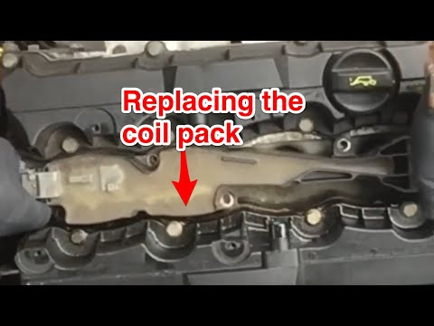 Peugeot 206 207 308 1.6 16v Catalytic Converter Fault , Misfire Warning light HOW TO REPAIR