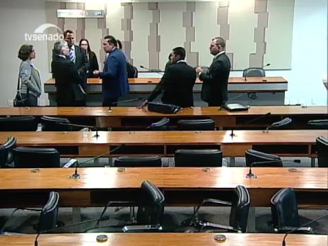CDH - Venezuelanos - TV Senado ao vivo - 27/02/2018
