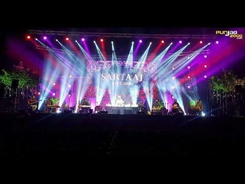 Satinder Sartaaj || Tere Vaastey || (song) (first Time Live)| Wembley UK 2018 ||Seasons Of Sartaaj||