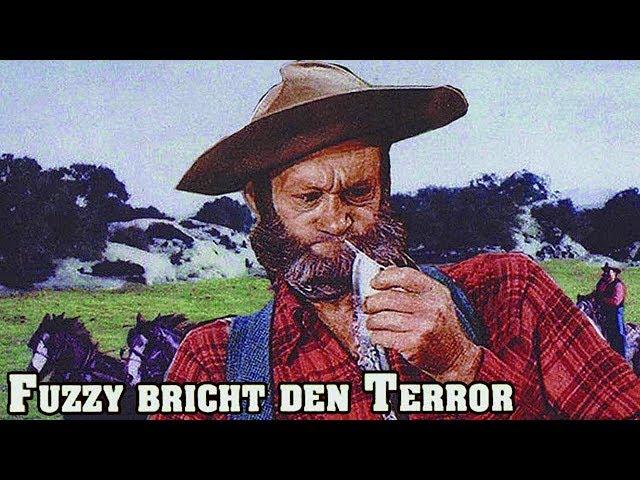 Fuzzy bricht den Terror (Actionfilm Klassiker auf Deutsch, Schwarz-Weiß Klassiker auf Deutsch)